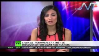 Nibiru on Live Russia Today News   Two Giant Planets orbit Dwarf Star   Planet X 2016