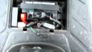 Roller Entdrosseln (Elektro Drossel), Kreidler Roller,Rex Roller