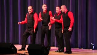 Switchback Quartet   Fly Me to the Moon 2016 Harmony Hawks Show