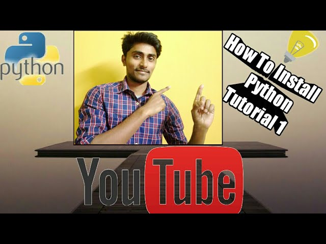 Download thumbnail for Python Tutorial #1 In Hindi For Absolute