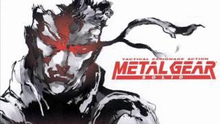 Metal Gear Solid OST : Warhead Storage