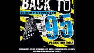 Jeremy Sylvester- BACK TO 95 - (UK Garage /Old Skool Producer Pack)