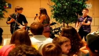 """MCA7 Margarida e os Tribo cantam """"Heartbeat"""" reecontro dos Tribo"""