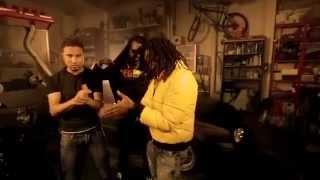 ODASMOCK - Ghetto Warrior feat. ANIMAL BOSS, A-MISS & SLAGY