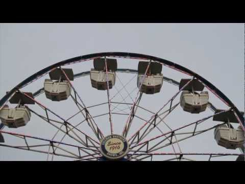 "Glamour Girls ""Please Mr. Postman"" Live at the Portland Fair from the Coleman Bros Ferris Wheel"