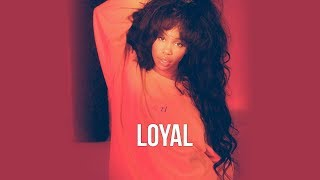 [FREE] SZA x Queen Naija Smooth RnB Type Beat Instrumental 2019 ''Loyal'' @yonaskbeatz x @pdubcookin