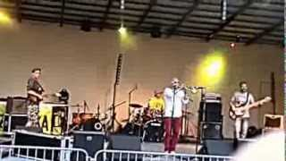 Sex Machine Band FUNKY CAT Festiwal Chonabibe 2013