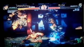 Umeshoryu- -ryu vs BLJ34-rog