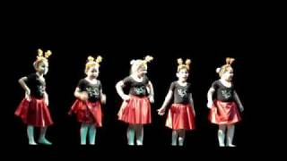 Dança da Formiga TAC- 04 12 08