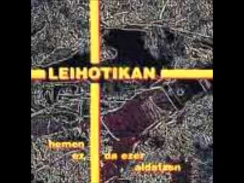 Baliteke de Leihotikan Letra y Video