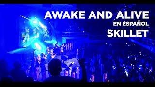 Marian Kow - Awake and alive EN ESPAÑOL (Skillet) En vivo