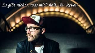 Mark Forster feat Sido -  Au Revoir [Lyrics on Screen]