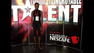 La Prestation de Mariama Cire dans L'Afrique a Un Incroyable Talent  saison 2 mp4