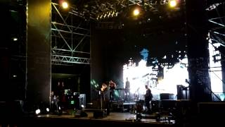 The National - Fake empire (Arena,Wien 12.8.14) HD