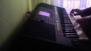 Phil Collins - Do you remember (cover by mundi yamaha psr s750)