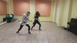 206. DJ Snake - The Half ft. Jeremih Young Thug Swizz Beatz | Choreography