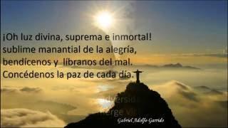 Poema Himno A La Esperanza Gabriel Adolfo Garrido