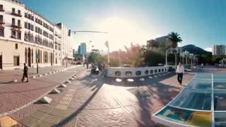 Video 360: Atardecer en el bulevar del río Cali
