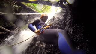 Canyoning Azores Islands - Portugal!