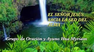El Señor Jesús sacia la sed del alma