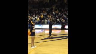 Raevon Isaiah - National Anthem