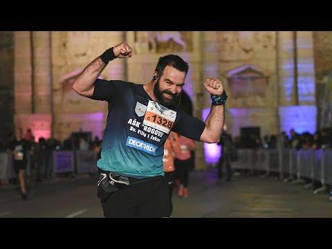 zadar night run half marathon