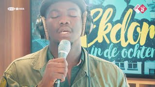 Jacob Banks – Chainsmoking live @ Ekdom in de Ochtend