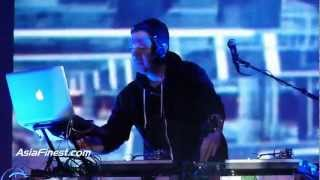 DJ Z-Trip Star Wars Remix Opening Night Concert at New York Comic Con 2011