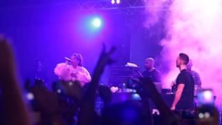 C. Tangana - Antes de morirme feat Rosalía live/directo BAM Festival Barcelona 24/09/2016