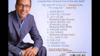 Brian Simpson / Lay It on Me [feat. Euge Groove]