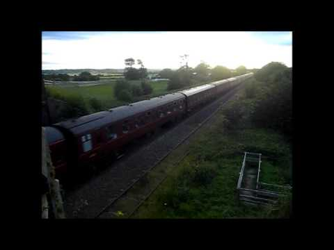 60009 on the North Wales Coast Express
