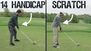 Giving a 14 Handicap Golfer 18 Strokes For 18 Holes... Who wins!?