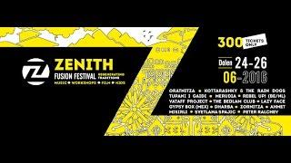 ZENITH fusion festival 2016