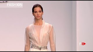 ISIDORA CA SERES - Linaje Highlights Spring Summer 2018 Madrid Bridal Week - Fashion Channel
