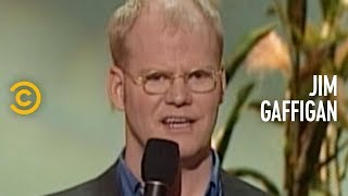 Falling in Love with Everyone on the Subway - Jim Gaffigan