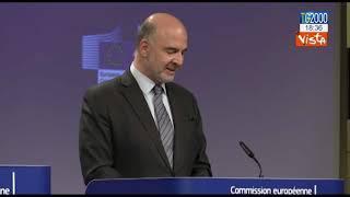 Commissione europea non apre procedura infrazione contro l'Italia