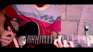 Kung Di Ring Lang Ikaw ( December Avenue ft. Moira Dela Tore ) Fingerstyle Cover