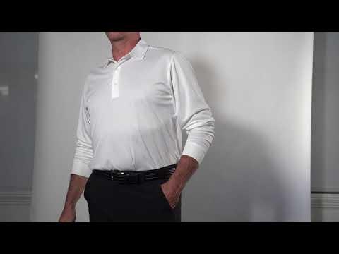 G7F9K901_Protek ML75 Microlux 2Below Long Sleeve Polo