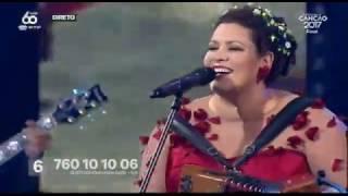 Celina da Piedade - Primavera - Final | Festival da Canção 2017 | RTP