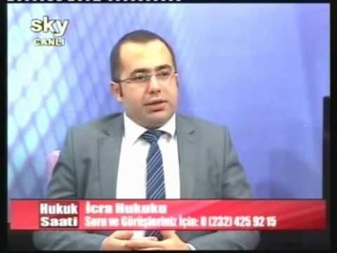 Hukuk Saati 14.12.2012 - 2.Bölüm - İcra Hukuku
