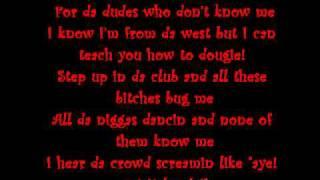 California Swag District - Teach Me How To Dougie Lyrics (Dirty Version)