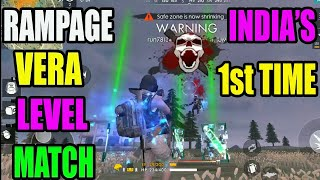 Rampage Gameplay in free fire tamil|| Free fire new mode Rampage|| Run Gaming