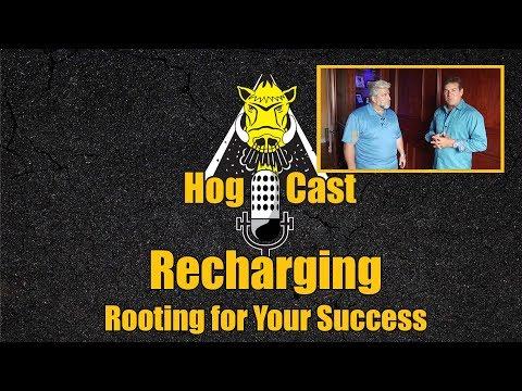 Hog Cast - Recharging