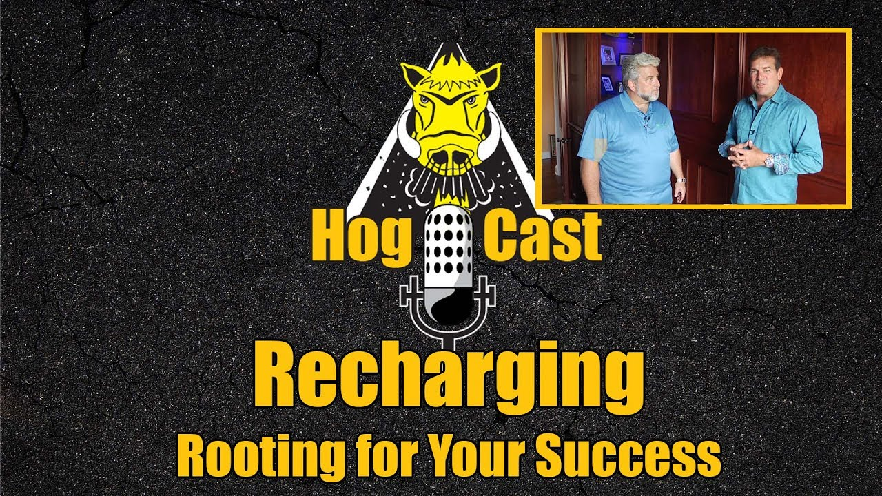 Hog Cast - Recharging
