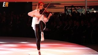 Lindsey Stirling - 2015 VW Golf  (Live Performance Beijing China)