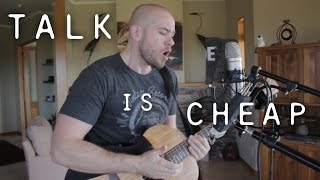 Simon Levick - Talk is Cheap (Chet Faker cover)
