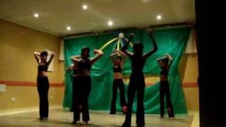 Dança Jay Rou .MPG