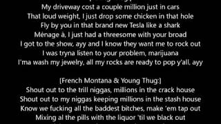 French Montana - Black Out