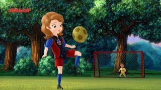 Dazzleball | Sofia The First | Official Disney Junior UK HD