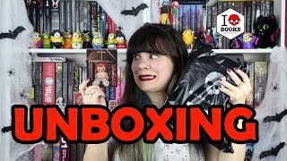 Unboxing DarkSide Books #12